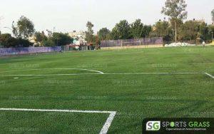 Pasto Sintetico Cancha de Futbol Soccer Sultepec Mexico 6