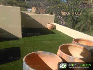 Pasto Sintetico Roof Garden playa Conejo Bahias de Huatulco Oaxaca 3