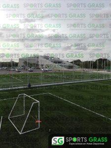 Pasto Sintetico Cancha de Futbol Merida Yucatan 2