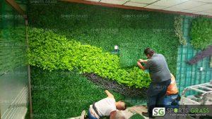 Muro Verde Puebla Sports Grass 04