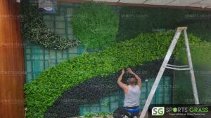 Muro Verde Puebla Sports Grass 09