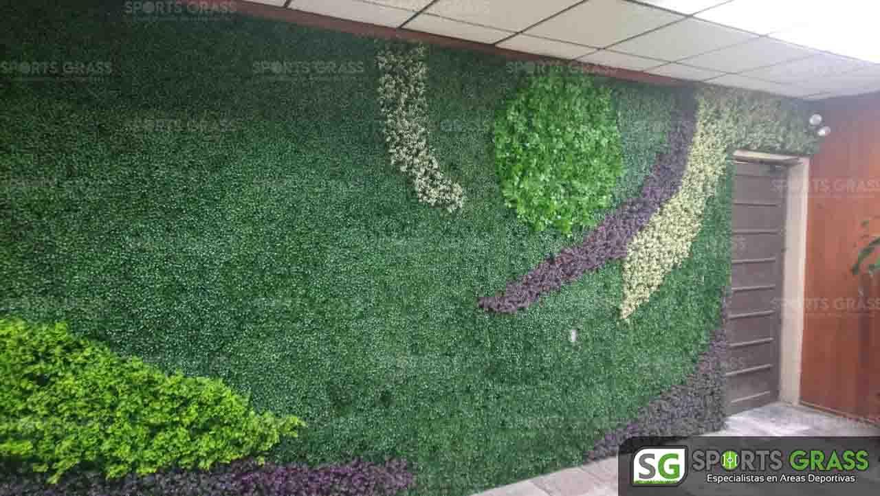 Muro Verde Puebla Sports Grass 11