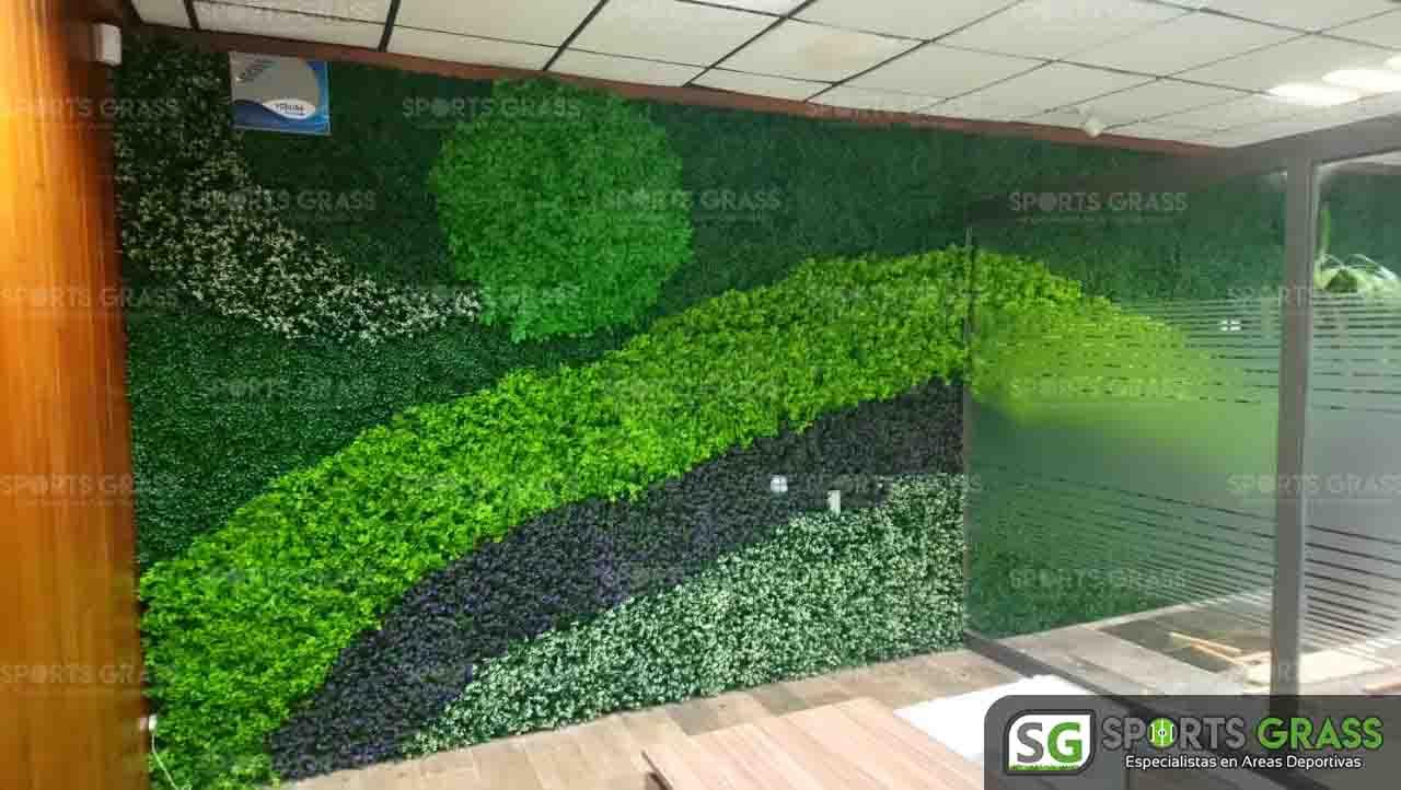 Muro Verde Puebla Sports Grass 12
