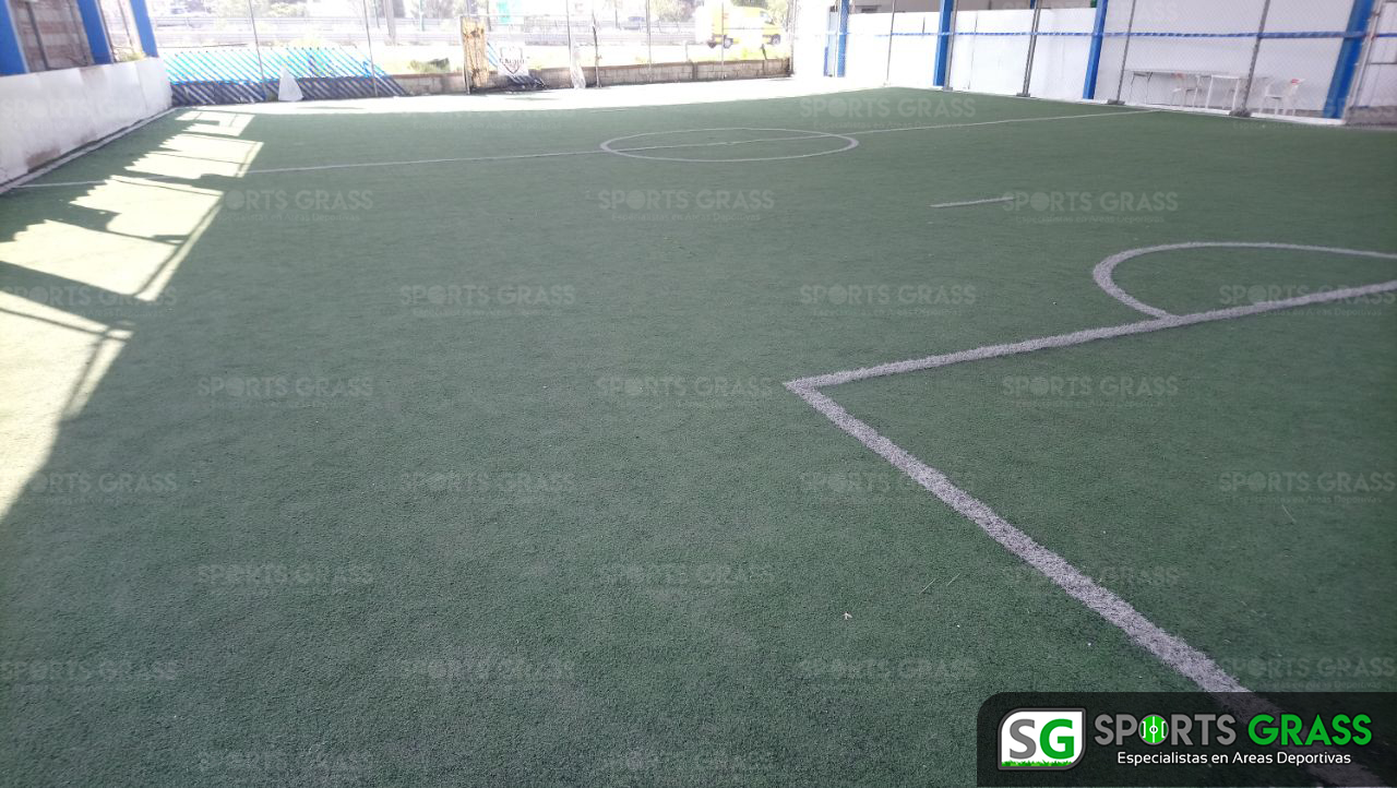 Desinstalacion e Instalacion Cancha de Futbol 5 Puebla, Puebla Sports Grass 03