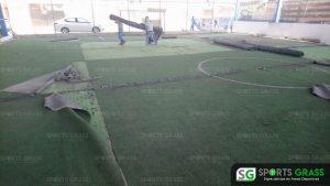 Desinstalacion e Instalacion Cancha de Futbol 5 Puebla, Puebla Sports Grass 05
