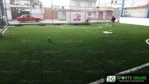 Desinstalacion e Instalacion Cancha de Futbol 5 Puebla, Puebla Sports Grass 10