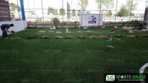 Desinstalacion e Instalacion Cancha de Futbol 5 Puebla, Puebla Sports Grass 11