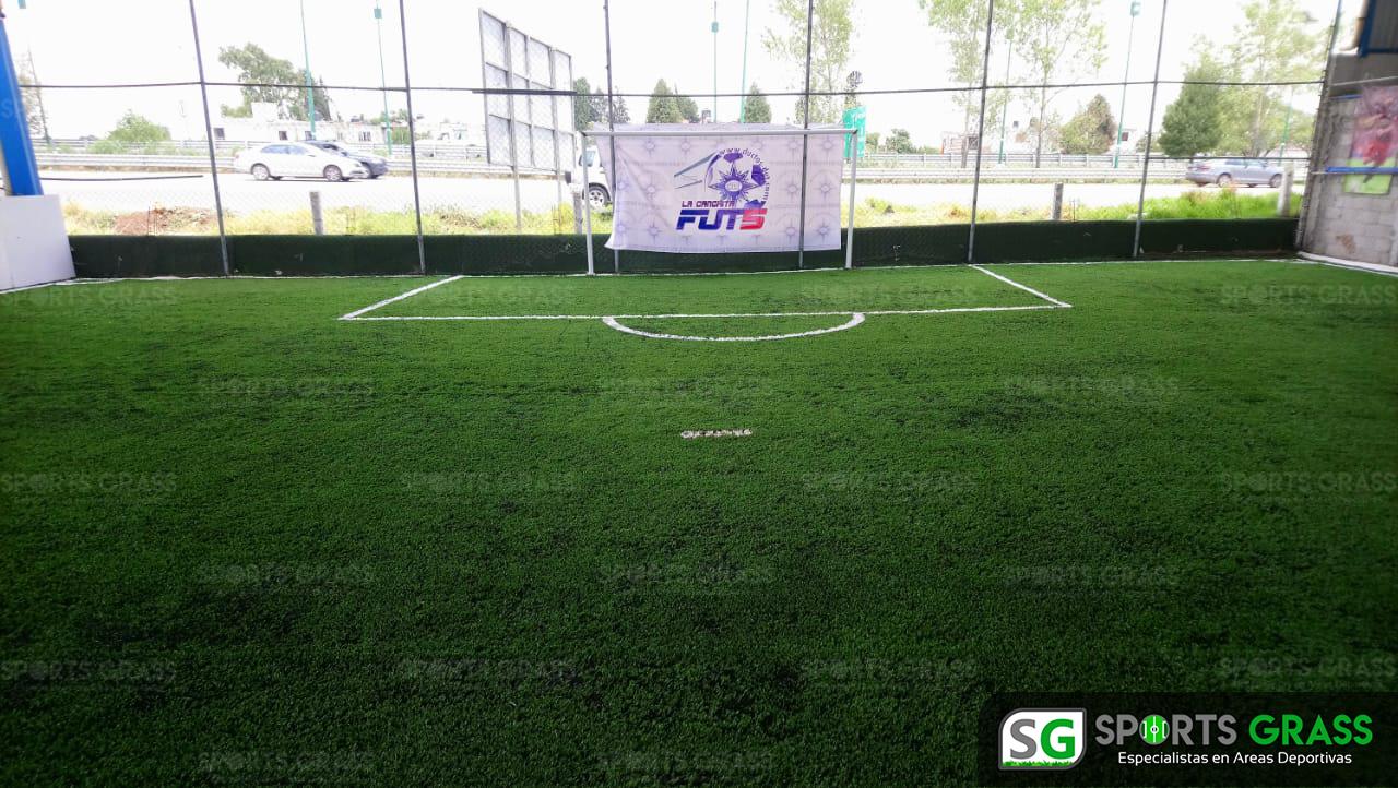 Desinstalacion e Instalacion Cancha de Futbol 5 Puebla, Puebla Sports Grass 15