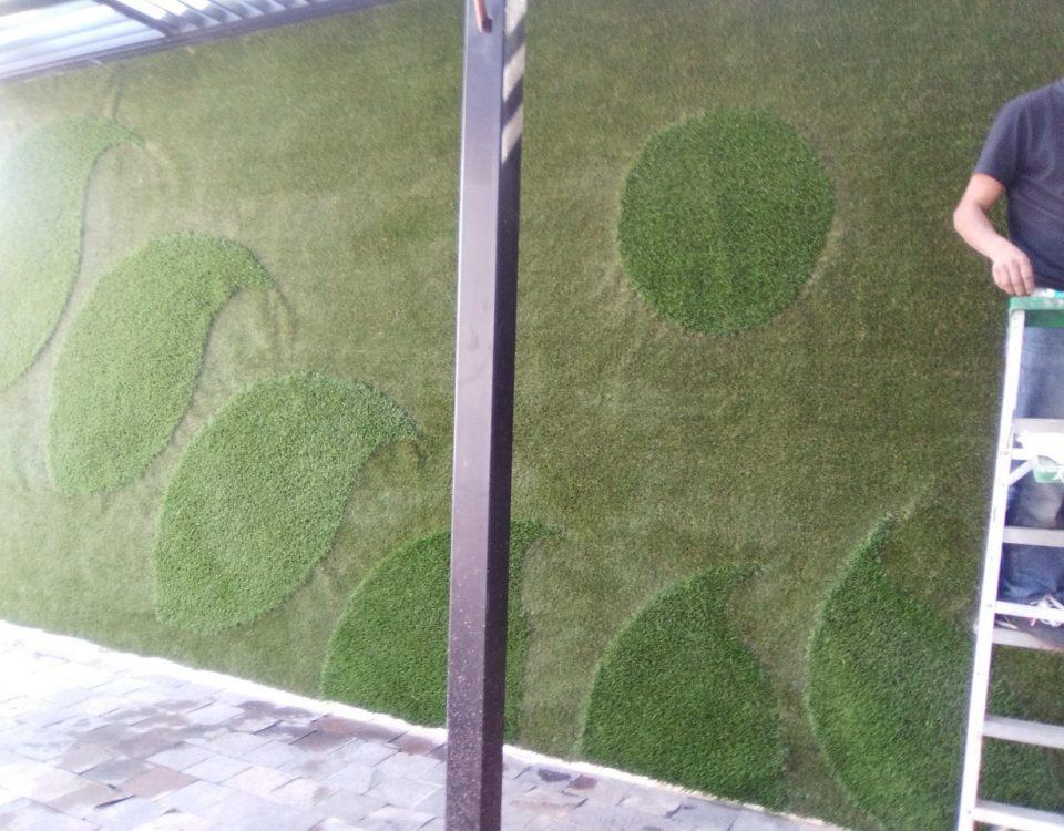 Muro Verde Pasto Sintetico Zavalerta Puebla Sports Grass 05