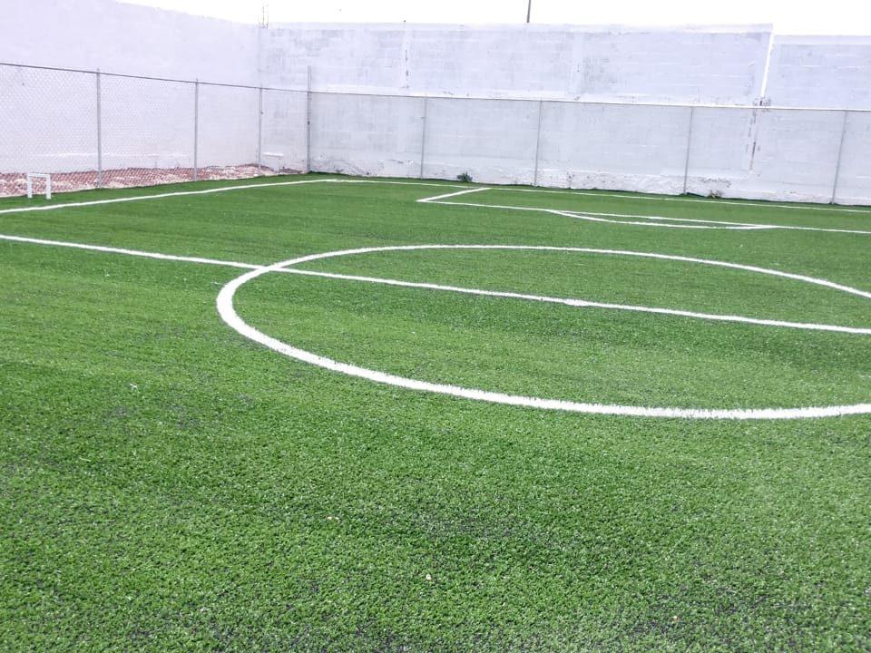 Canchas fútbol 5 y 7, área de gimnasio Actopan hidalgo 15
