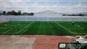 Canchas fútbol 5 y 7, área de gimnasio Actopan hidalgo 09