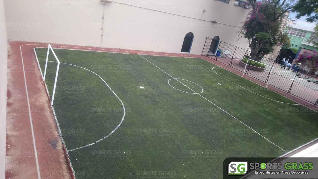 Colegio Maria del Rosario cancha 2 10