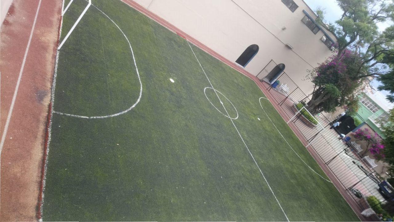 Colegio Maria del Rosario cancha 2 11