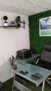 Muro Verde Oficina Sports Grass 01