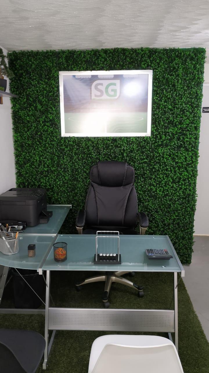 Muro Verde Oficina Sports Grass 03