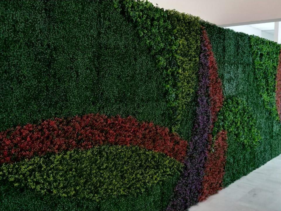 Muro Verde INE Puebla Sports Grass 01