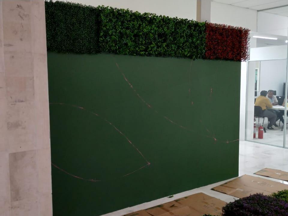 Muro Verde INE Puebla Sports Grass 07