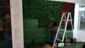 Muro Verde INE Puebla Sports Grass 09