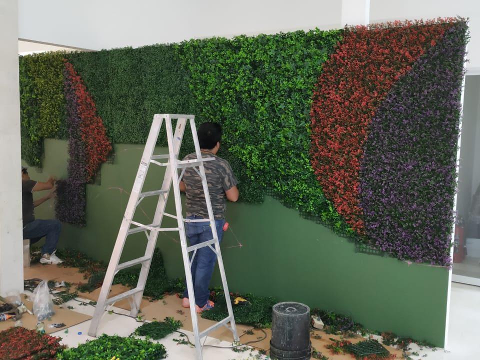 Muro Verde INE Puebla Sports Grass 10