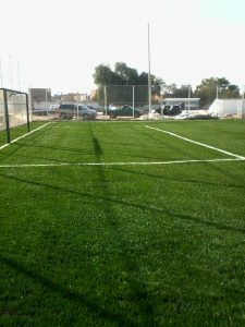 Cancha Futbol 7 Apaseo el Alto Guanajuato Sports Grass 01