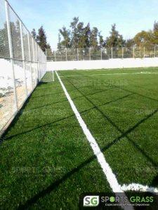 Cancha Futbol 7 Apaseo el Alto Guanajuato Sports Grass 02