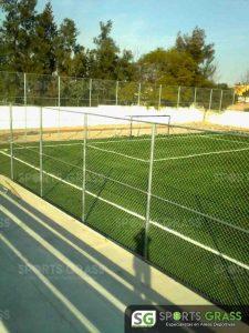 Cancha Futbol 7 Apaseo el Alto Guanajuato Sports Grass 06