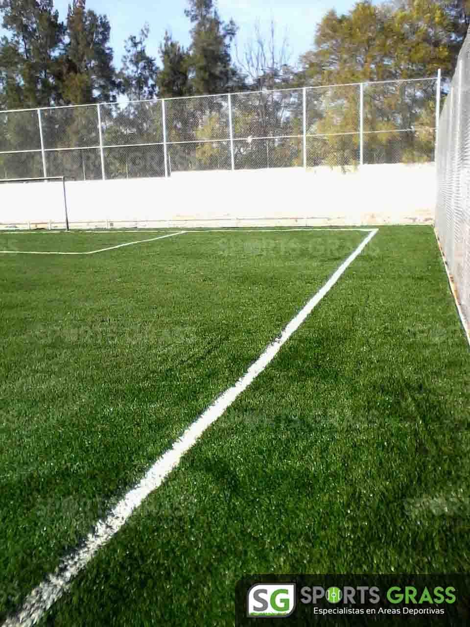 Cancha Futbol 7 Apaseo el Alto Guanajuato Sports Grass 07