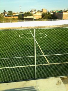 Cancha Futbol 7 Apaseo el Alto Guanajuato Sports Grass 08