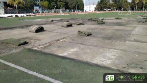 Cancha Futbol Soccer BINE Benemerito Instintuto Normal del Estado Puebla Sports Grass 09