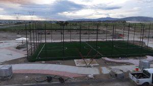 Cancha Futbol 5 Tizayuca Hidalgo Grupo SADASI Sports Grass 04
