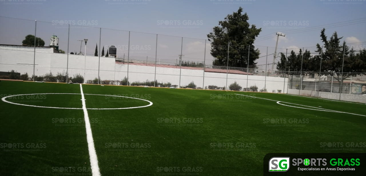 Cancha Futbol 5 Grupo Empresarial Sadasi Tecamac Ojo de Agua 10