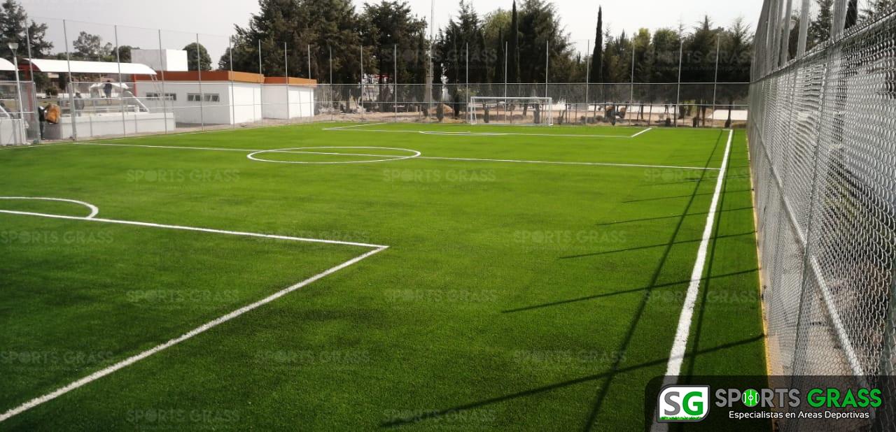 Cancha Futbol 5 Grupo Empresarial Sadasi Tecamac Ojo de Agua 3