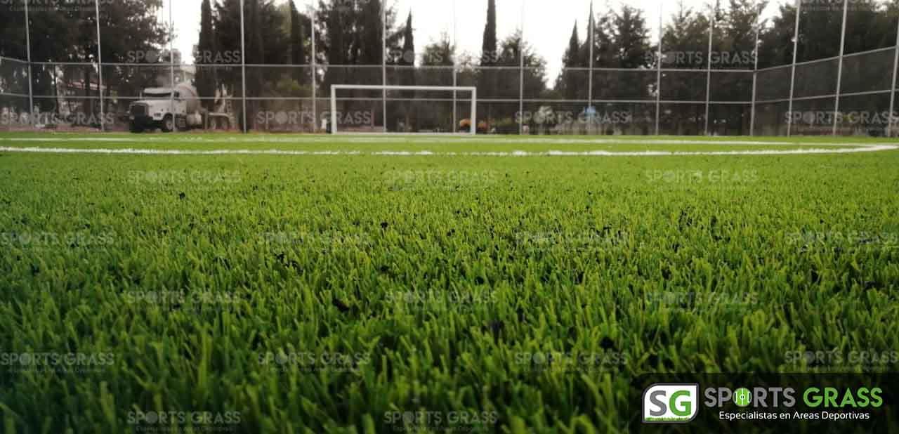 Cancha Futbol 5 Grupo Empresarial Sadasi Tecamac Ojo de Agua 4