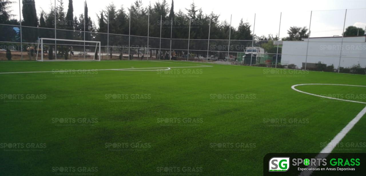 Cancha Futbol 5 Grupo Empresarial Sadasi Tecamac Ojo de Agua 5