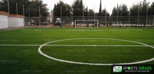 Cancha Futbol 5 Grupo Empresarial Sadasi Tecamac Ojo de Agua 7