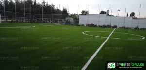 Cancha Futbol 5 Grupo Empresarial Sadasi Tecamac Ojo de Agua 9