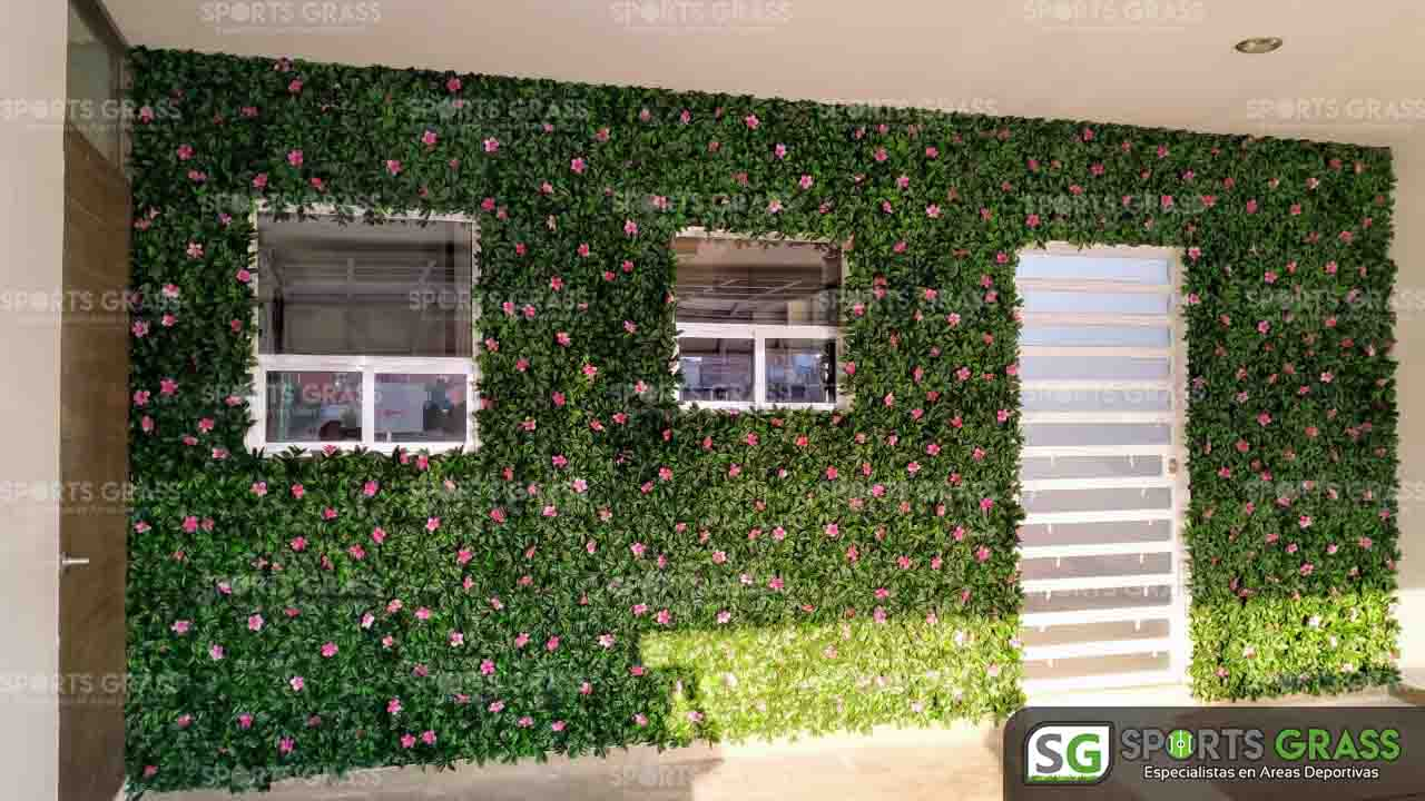 Muro Verde Calera Puebla 2