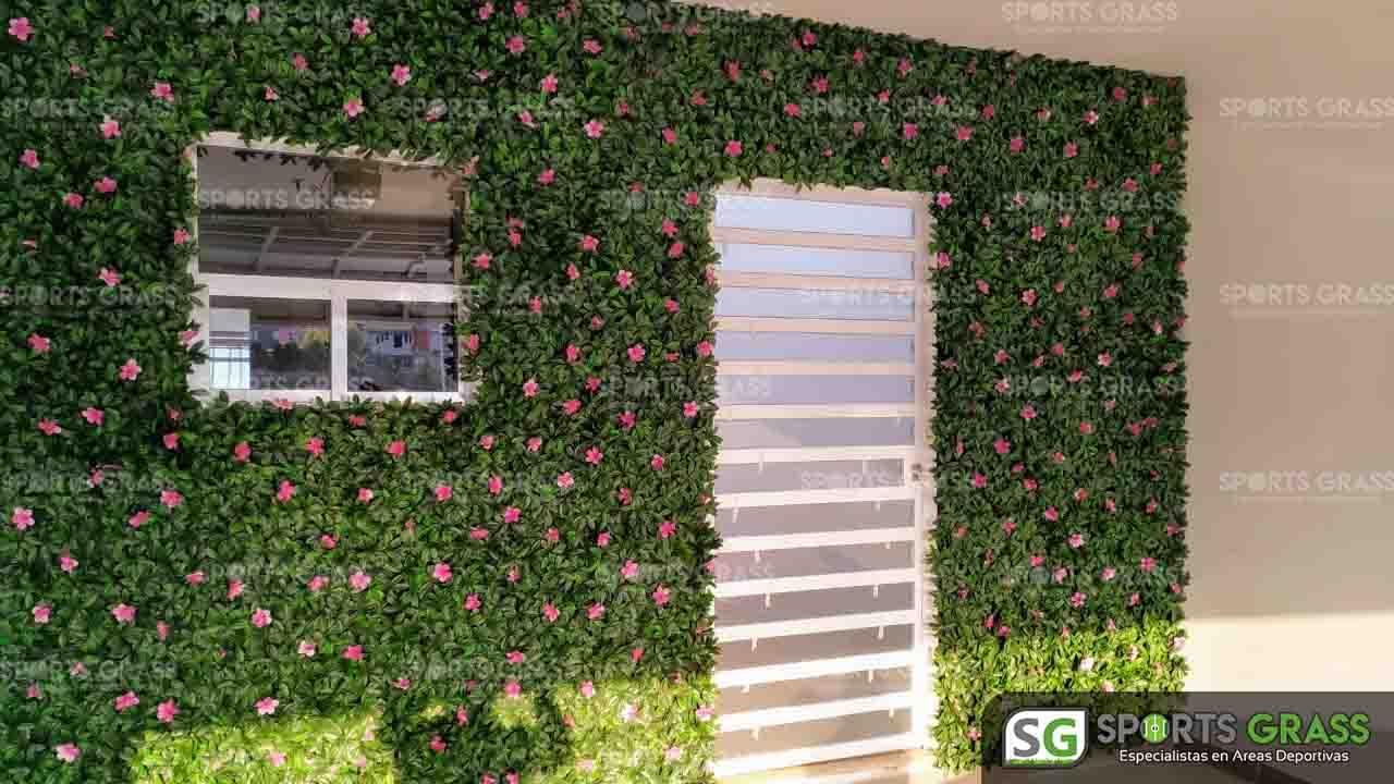 Muro Verde Calera Puebla 3