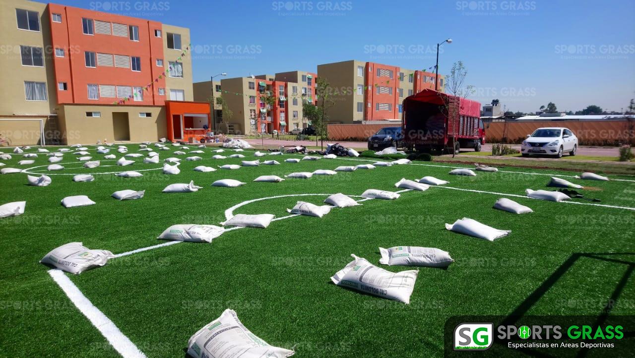 Cancha Futbol 5 Misiones de San Francisco Puebla 04