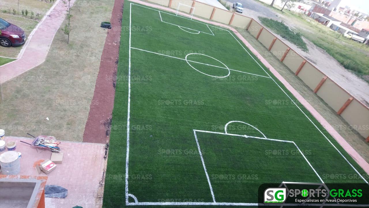 Cancha Futbol 5 Misiones de San Francisco Puebla 10