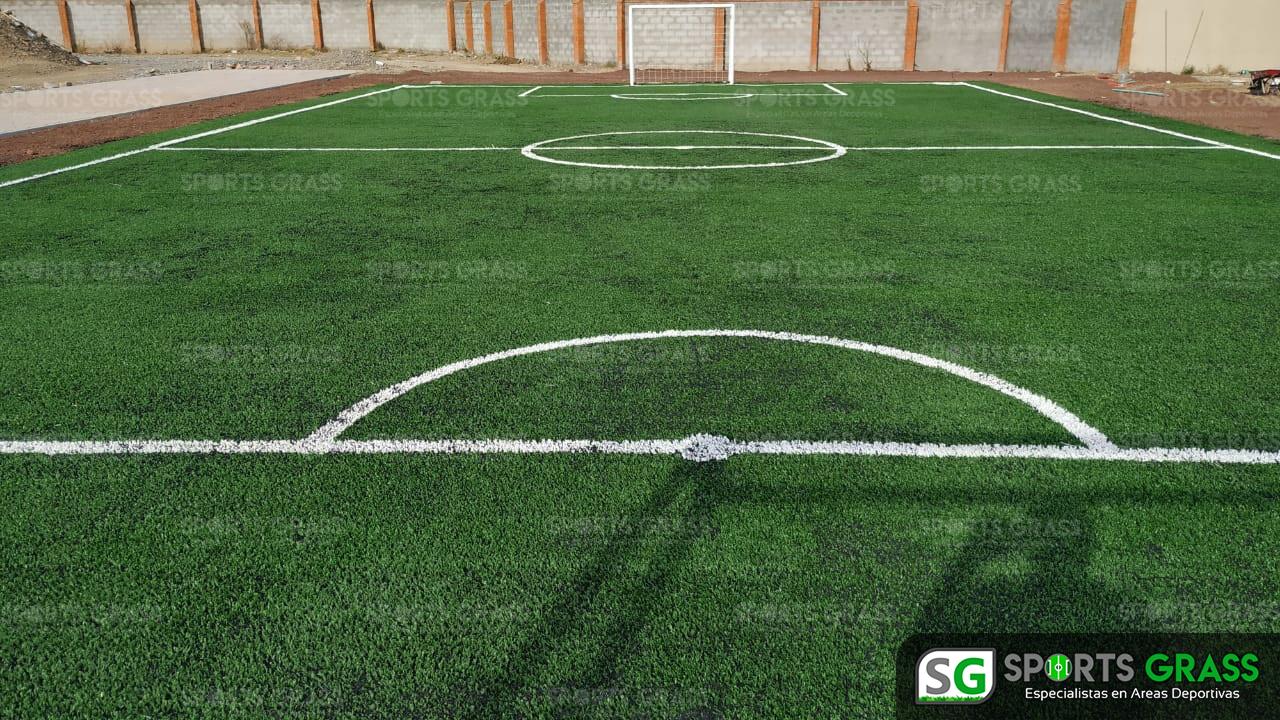 Cancha Futbol 5 Misiones de San Francisco Puebla Sports Grass 06