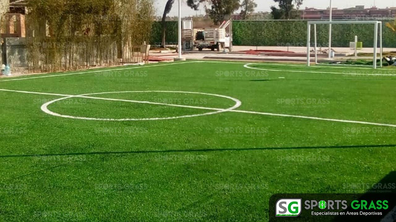 Cancha Futbol 5 Tecámac Estado de Mexico Grupo SADASI Sports Grass 02