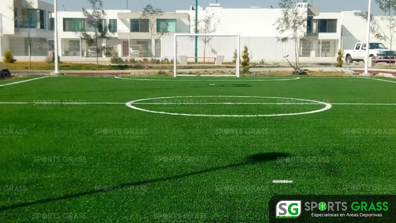 Cancha Futbol 5 Tecámac Estado de Mexico Grupo SADASI Sports Grass 03