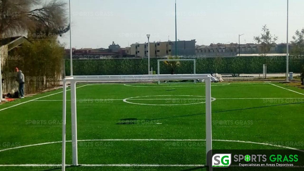 Cancha Futbol 5 Tecámac Estado de Mexico Grupo SADASI Sports Grass 04