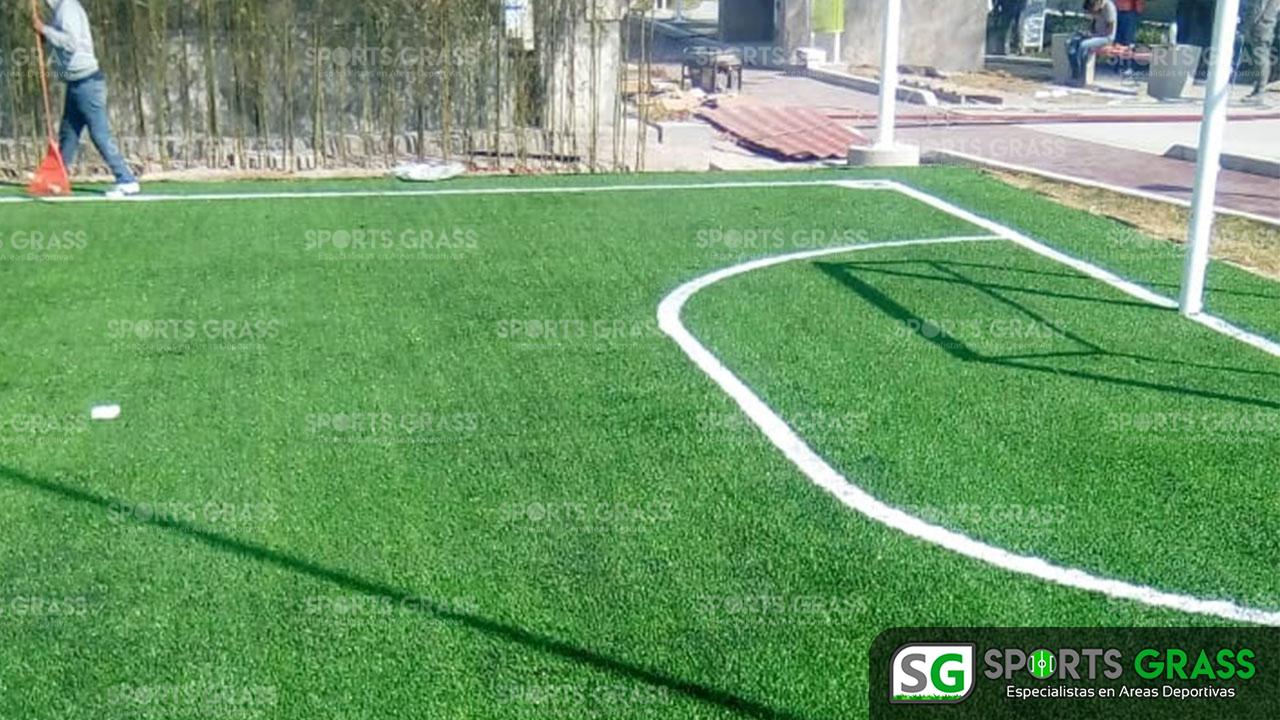 Cancha Futbol 5 Tecámac Estado de Mexico Grupo SADASI Sports Grass 05