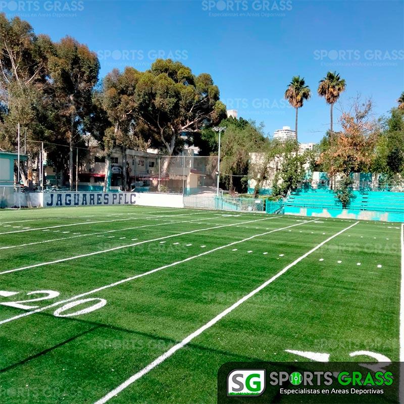 Cancha de futbol americano, Tijuana Mexico SportsGrass 01