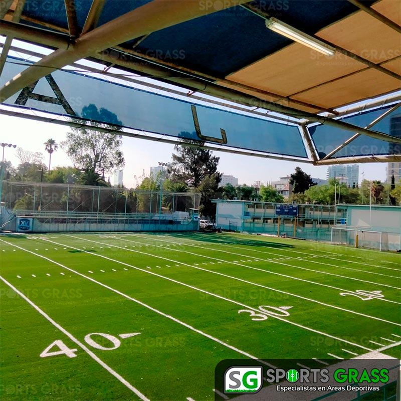 Cancha de futbol americano, Tijuana Mexico SportsGrass 03