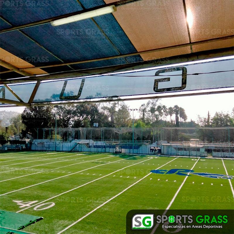 Cancha de futbol americano, Tijuana Mexico SportsGrass 04