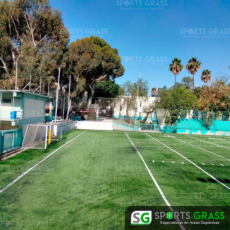 Cancha de futbol americano, Tijuana Mexico SportsGrass 09