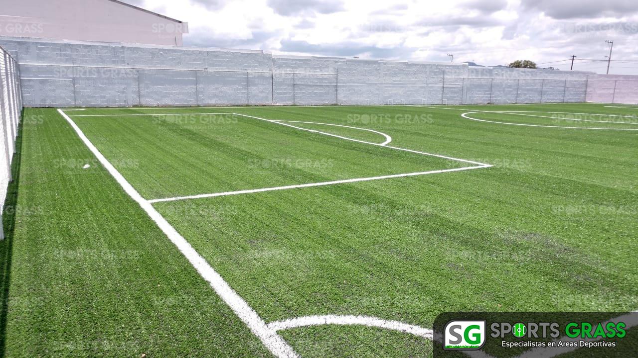 Canchas fútbol 5 y 7, área de gimnasio Actopan hidalgo 01